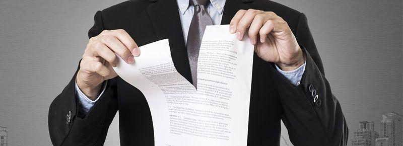 аннулирование сделок при банкротстве